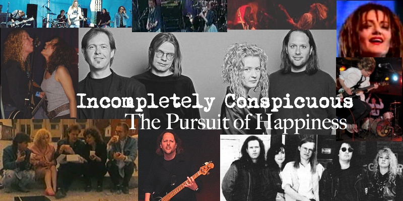 Incompletely Conspicuous: The Pursuit of Happiness